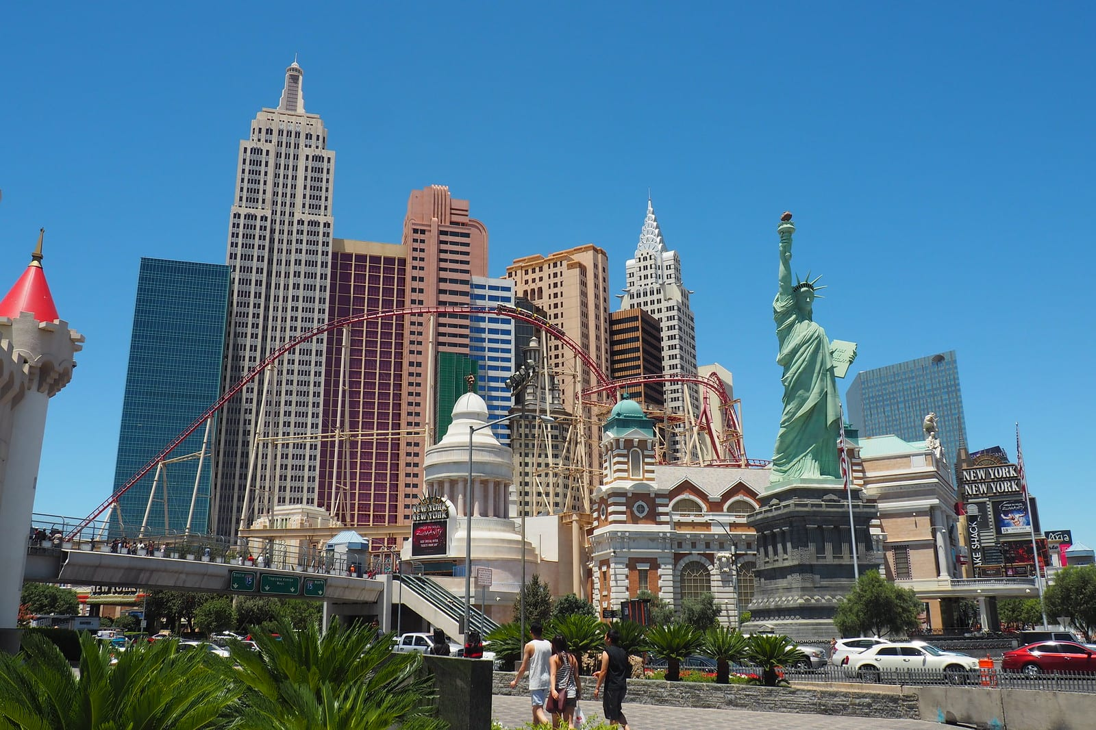 uk travel blogger 3 nights in Las Vegas