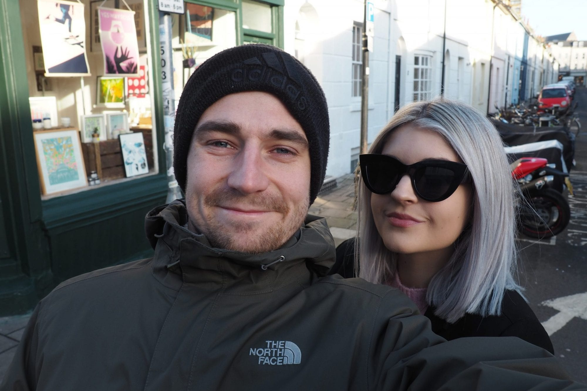 a weekend in brighton with IBIS