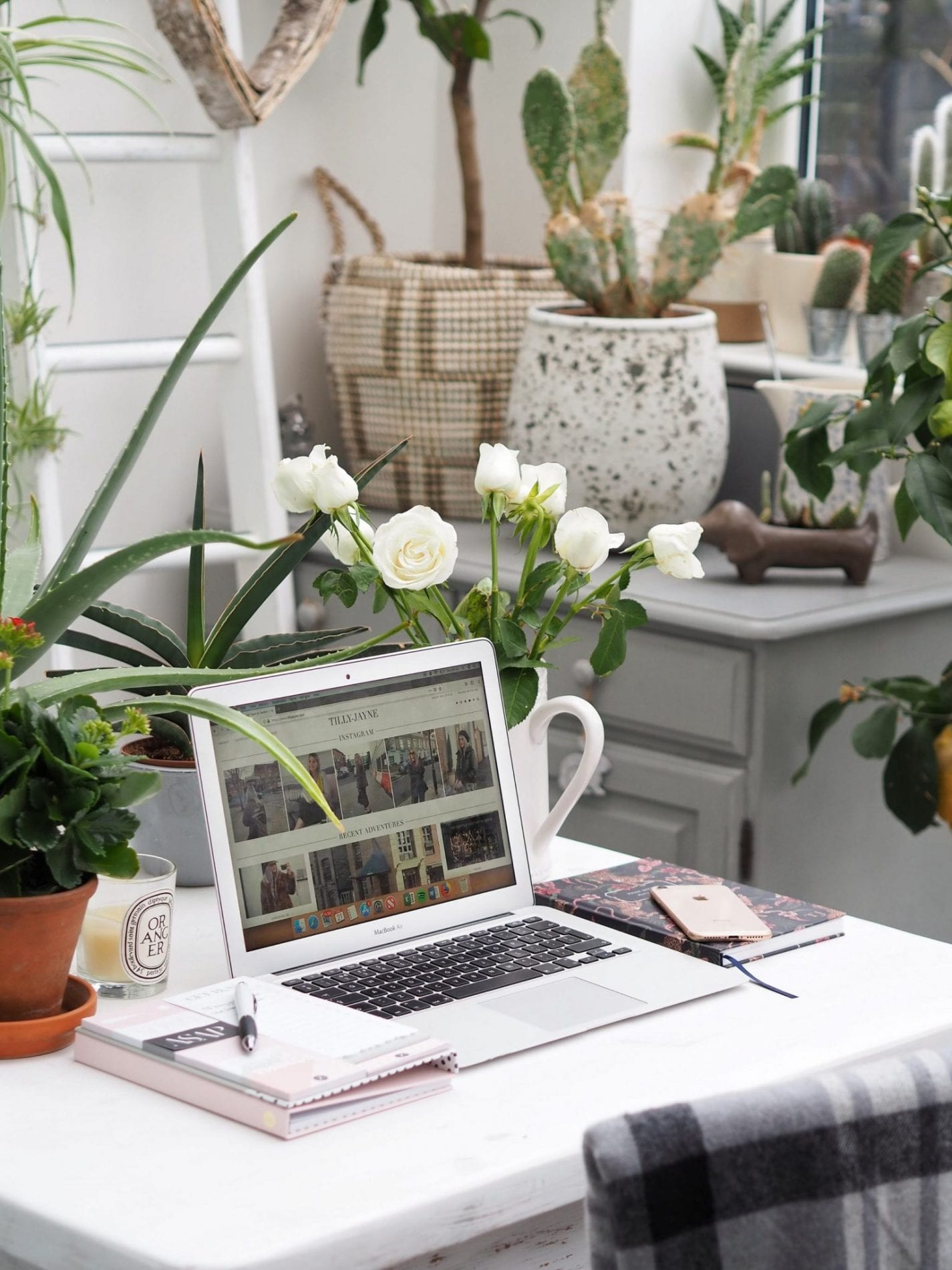 Inspiring home office tips - how to create a beautiful home office