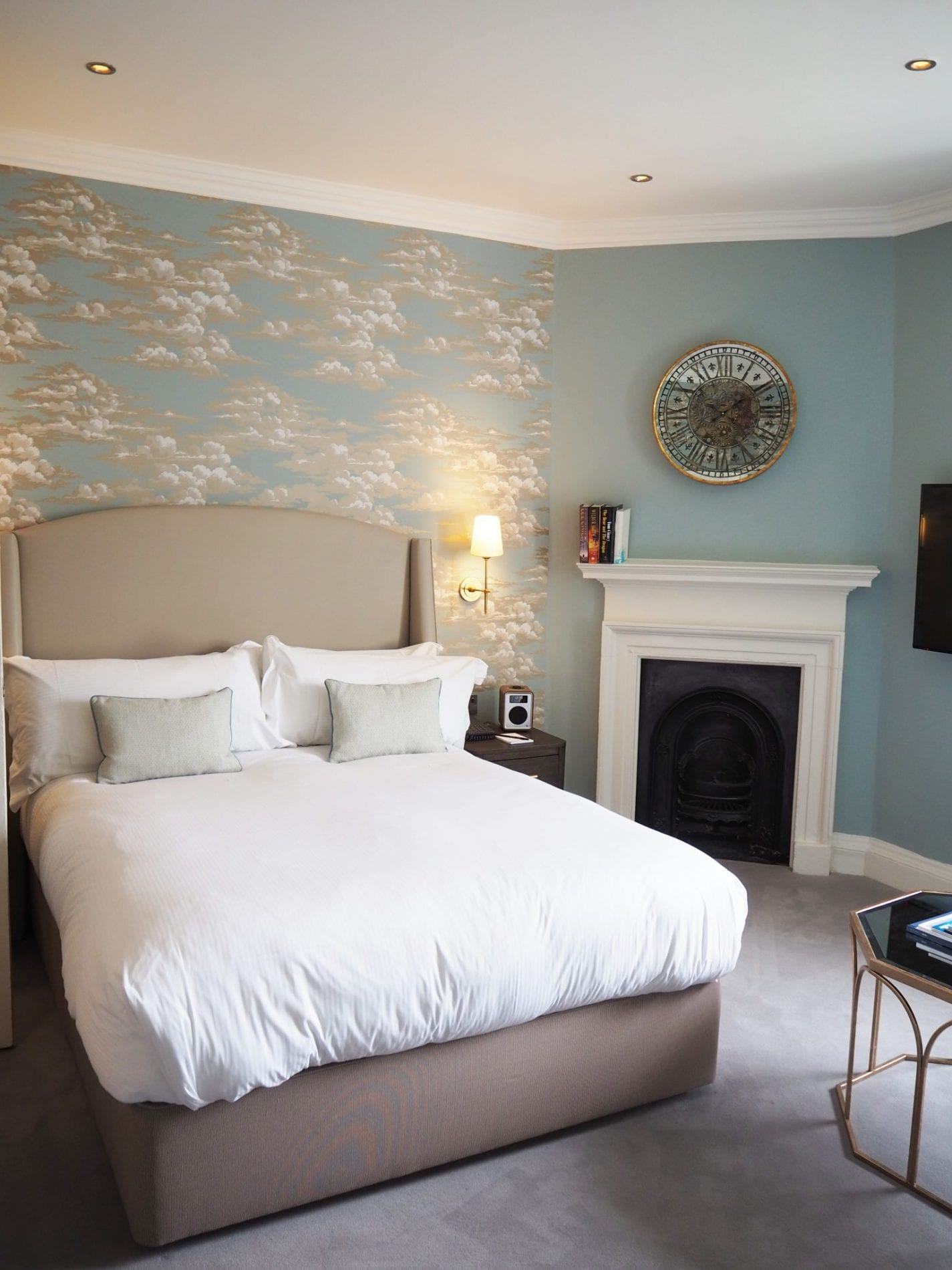 the queensberry hotel bath review
