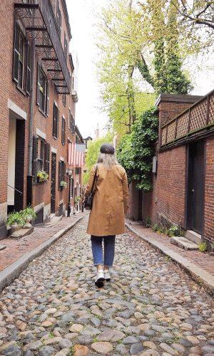 the best instagram spots in Boston Massachusetts