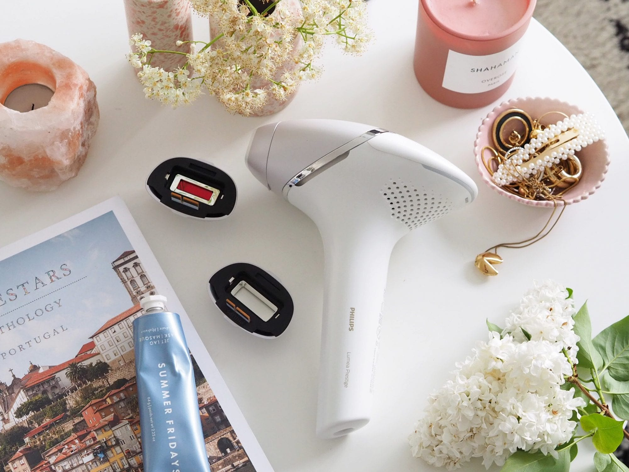 Philips Lumea Ipl Hair Removing Review Is The Lumea Worth It