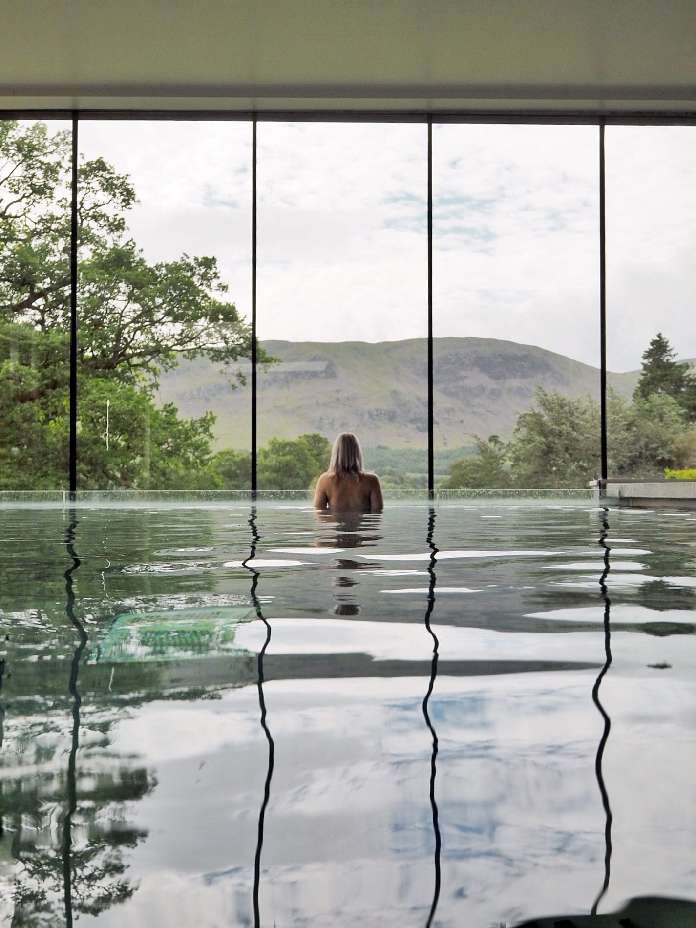 another place Ullswater Lake District review