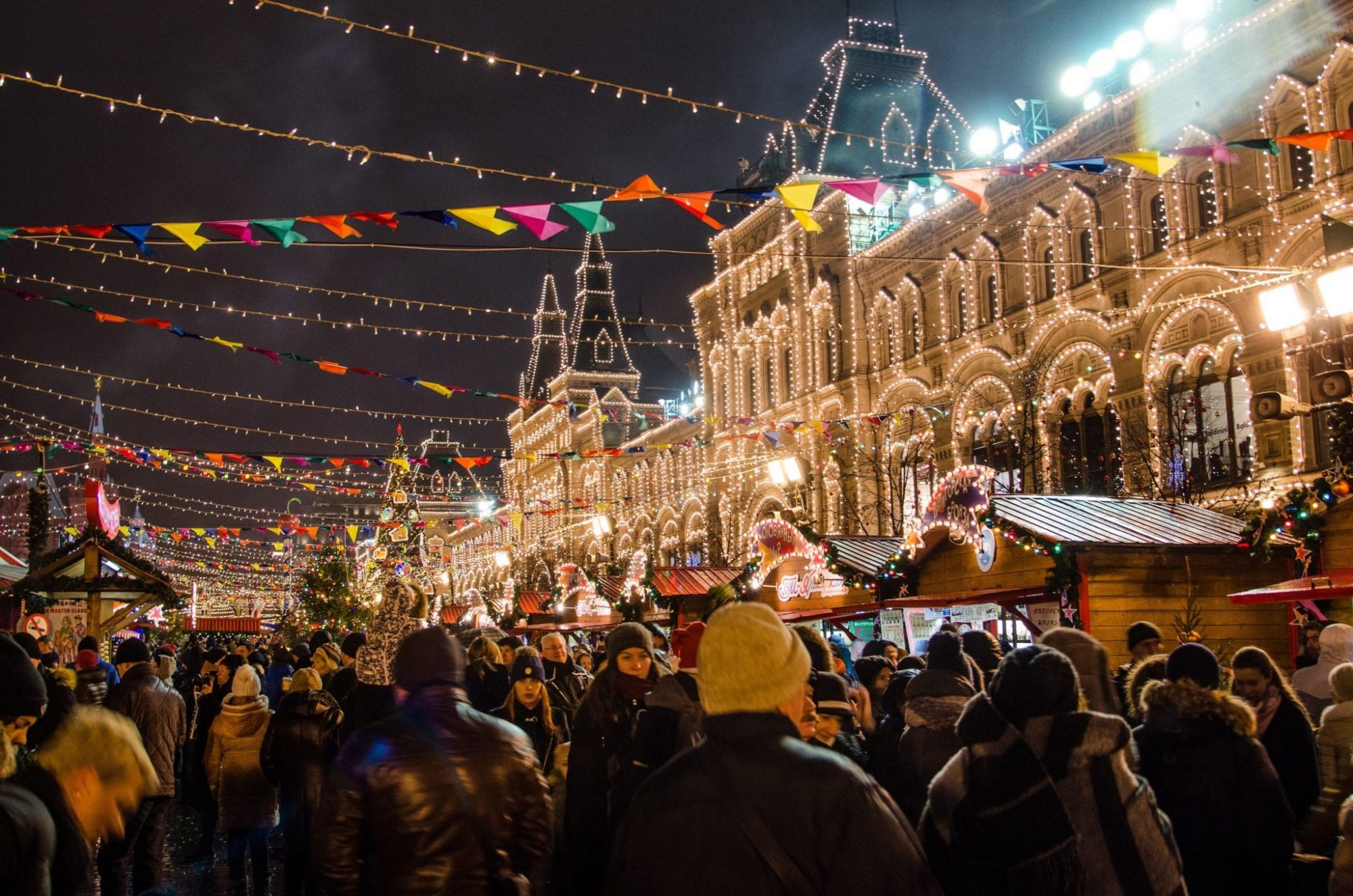 best European Christmas markets 2019