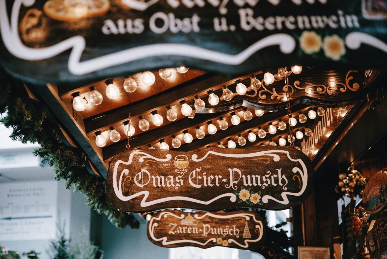 Christmas market Europe 2019