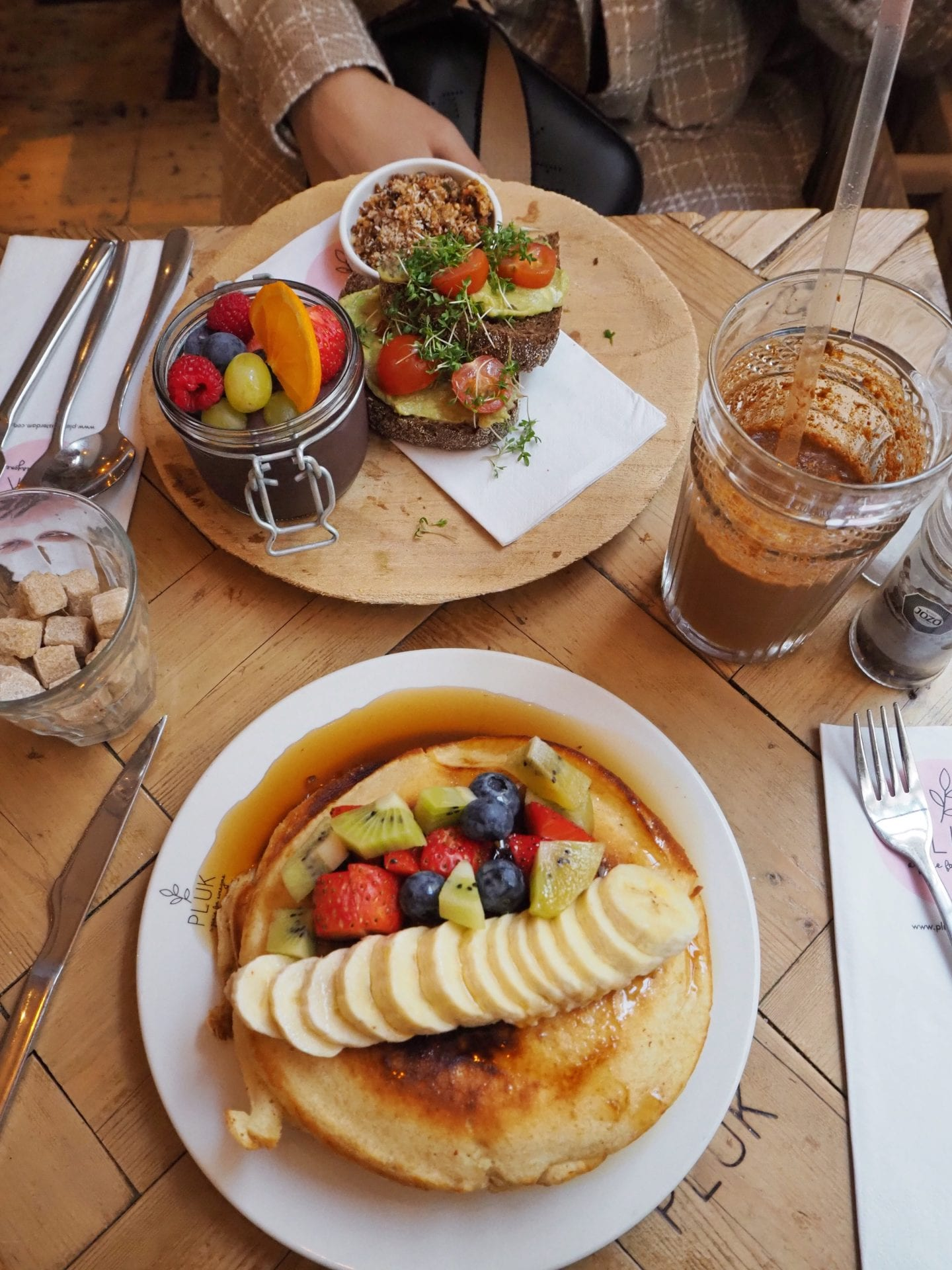 best vegan restaurants Amsterdam
