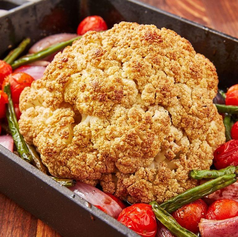 cauliflower recipe vegan