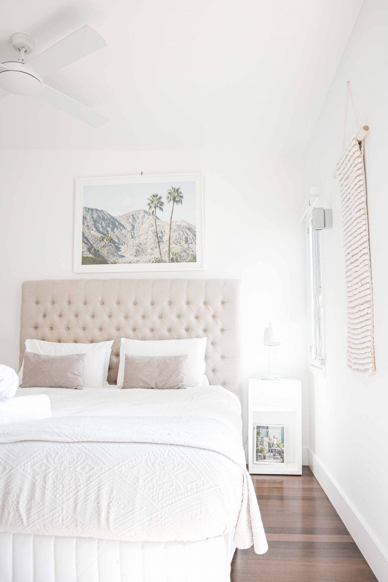 summer bedroom inspiration