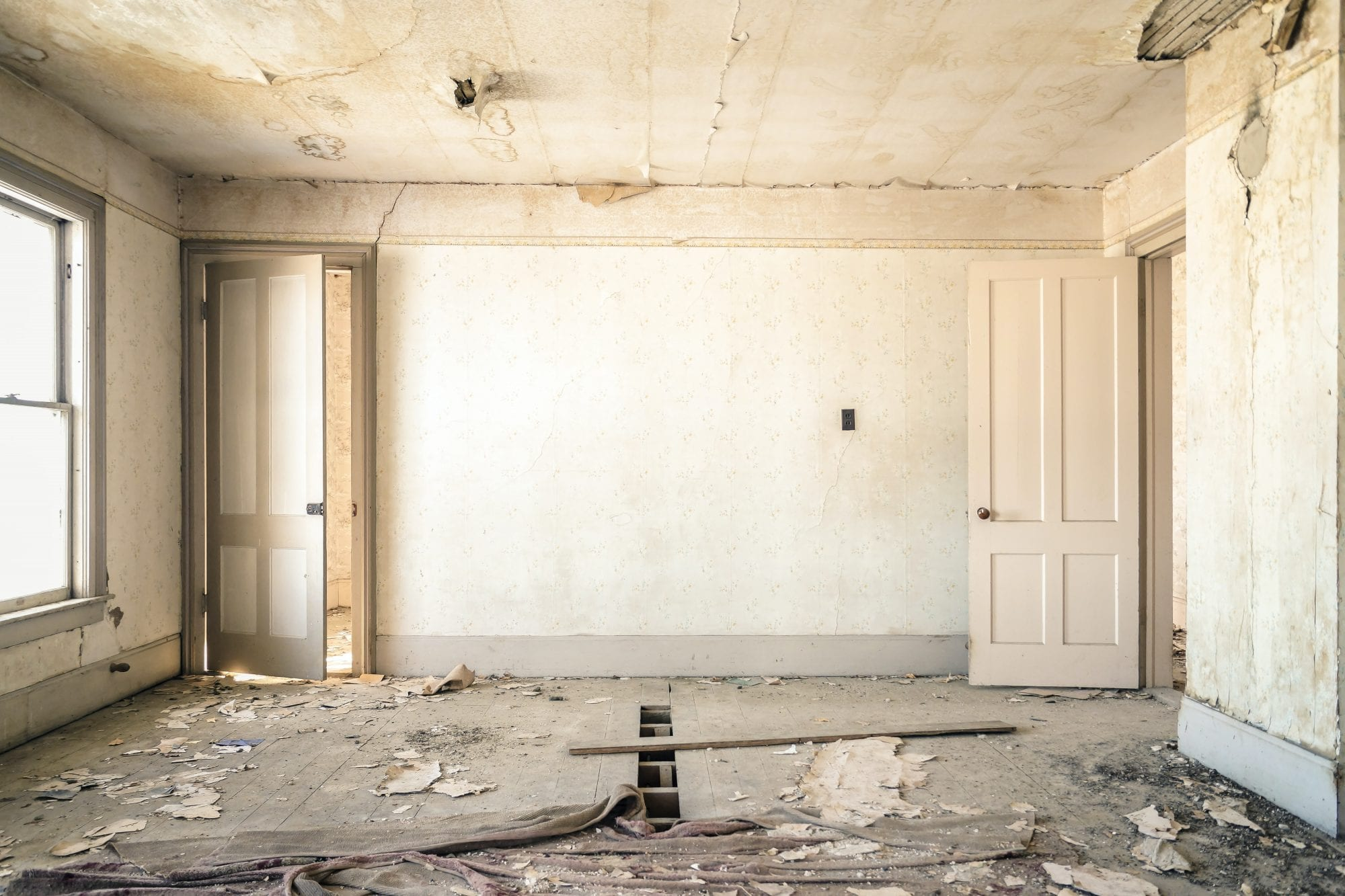 managing renovation stress